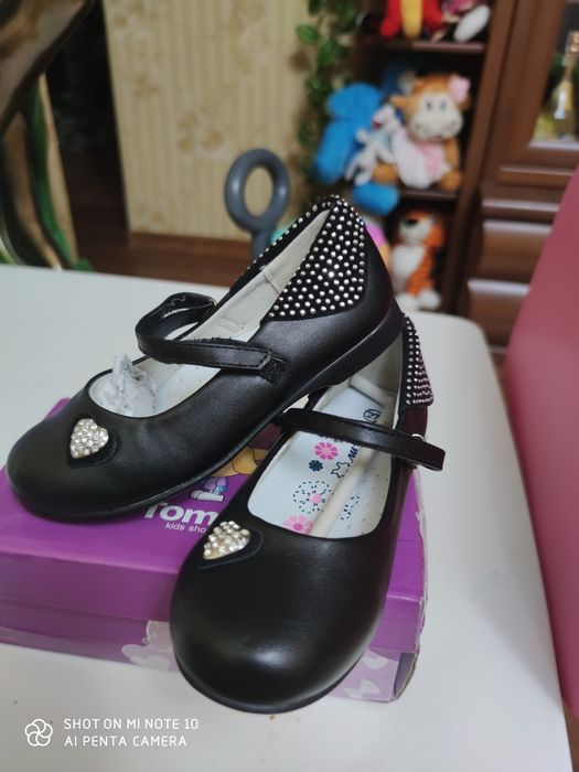Туфли для девочки,27 р, Том м. Мелитополь - изображение 1