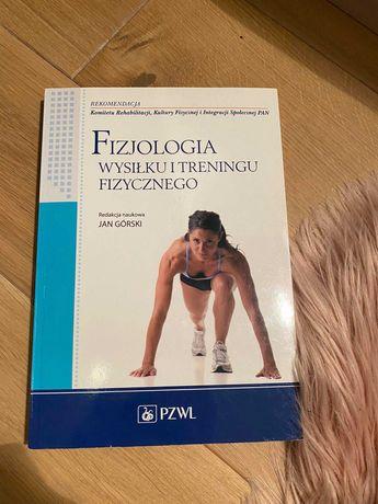 Fizjologia Wysiłku i treningu fizycznego Jan Górski
