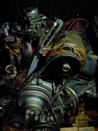 КаВЗовский двигатель газ53.