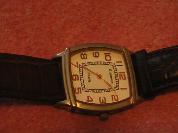 """Часы """"Спутник"""" (не рабочие) с ремешком"""