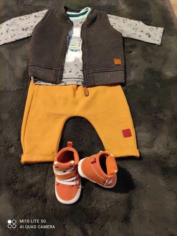 Ubrania dla chłopca 5 10 15