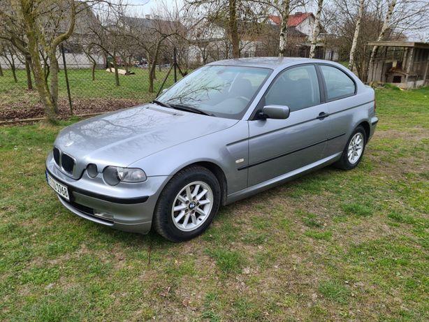 BMW E46 Compact sprowadzona z Niemiec