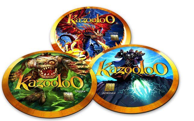 Игра Kazooloo Zordan