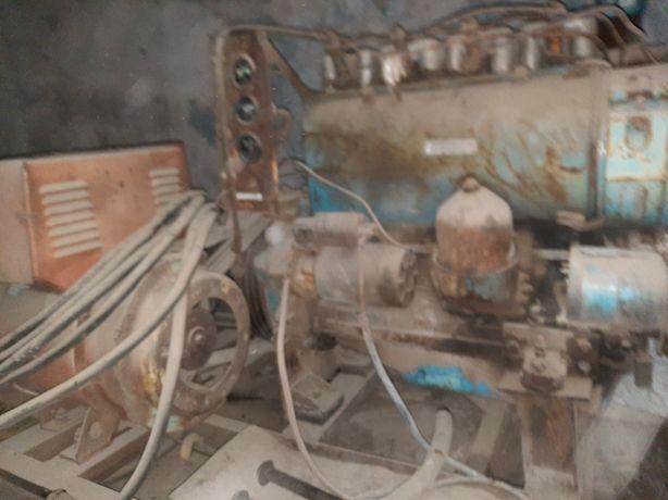 Сак сварочный аппарат двигатель д144 на трактор т40