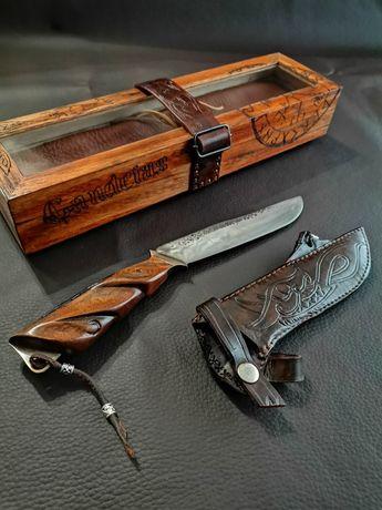 Facas viking artesanais