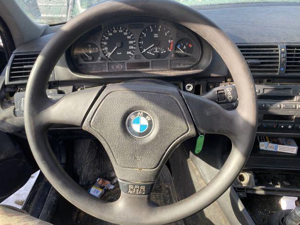 BMW E46 Kierownica Trójramienna Poduszka