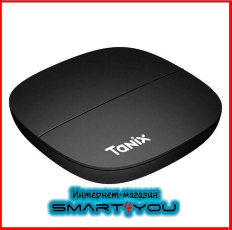 Смарт тв приставка Tanix H2 2\16 Андроид IP TV android бокс ТВ x96