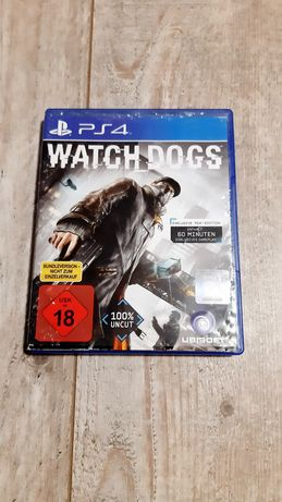 Gra Watch Dogs PS4