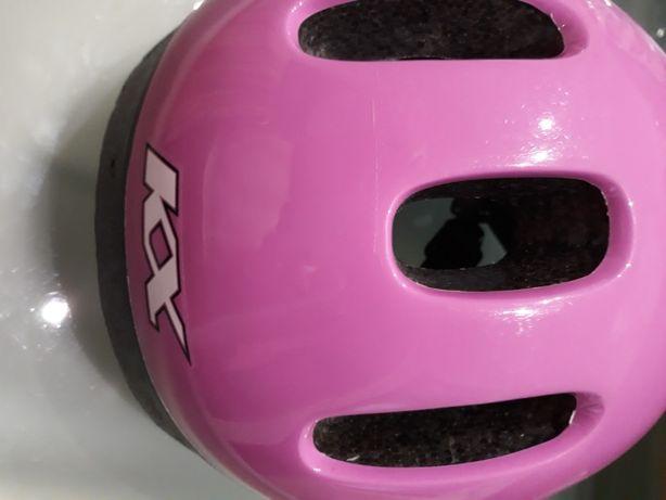 Capacete de menina - Bicicleta, Patins ou skate