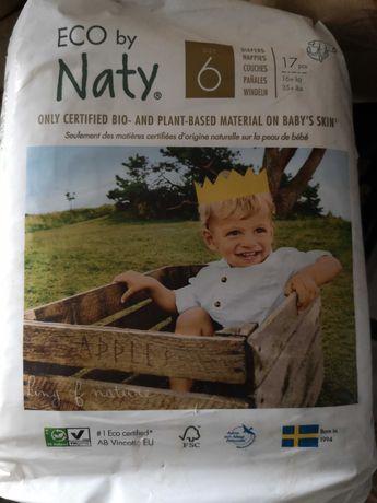 Ekologiczne pieluchy Naty