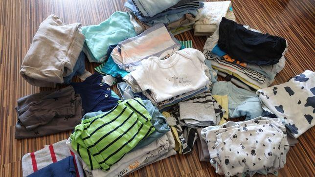 Mega paka ubrań dla dziecka 62 68 h&m smyk f&f