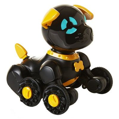 Интерактивная собака робот WowWee. Супер подарок на любой праздник!