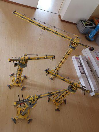 Lego dźwig