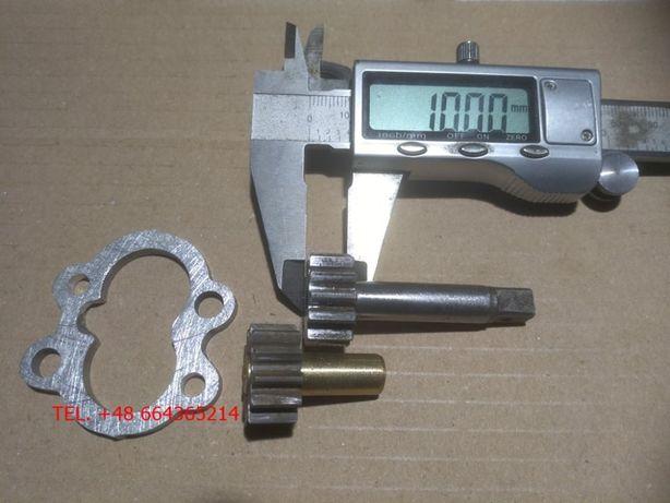 K750 , M72 poszerzona pompa oleju 10 mm.