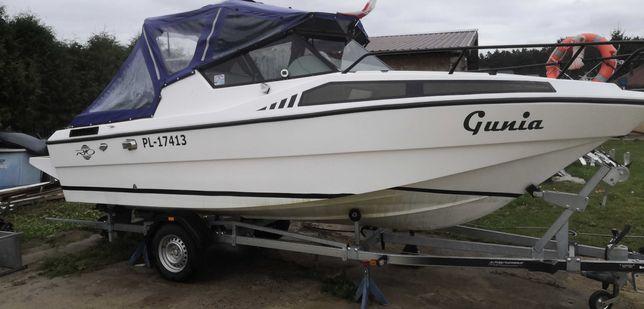 jacht motorowy, łódź kabinowa, łódka, motorówka RIO 590 cabin