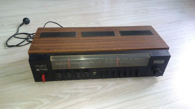 Sprzedam stare radio UNITRA DIORA DUET DSP-301