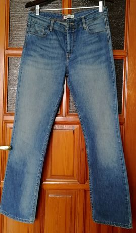 Jeansy bootcut Levis 31 /32