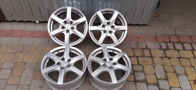 Диски Alutec R16 5x112 6.5J ET42 VW Caddy Jetta Passat Skoda A5 A7