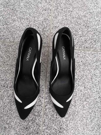 Sapatos de senhora Catwalk