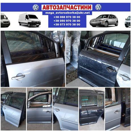 Volkswagen Touran/2005-2010/задні двері/передні двері/ліва/права