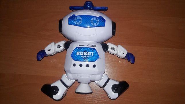 """Танцующий и поющий робот LEZHOU TOYS """"Digital Warrior 360"""""""