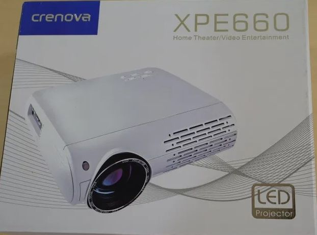 Projektor Crenova XPE660