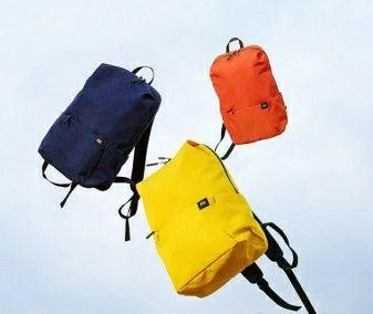 Школьный рюкзак | Рюкзак Xiaomi Mi Colorful Small