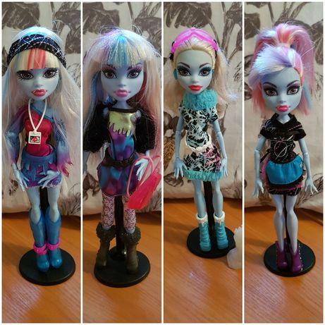 Кукла Монстер Хай Єббі Бомінейбл Єбби Monster High
