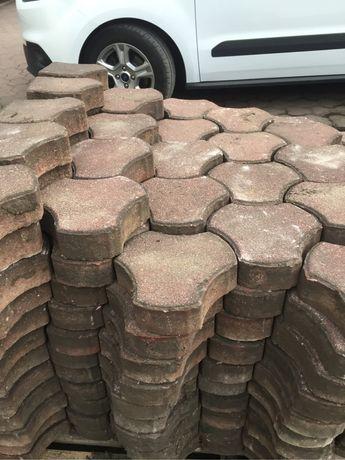 Kostka betonowa uzywana