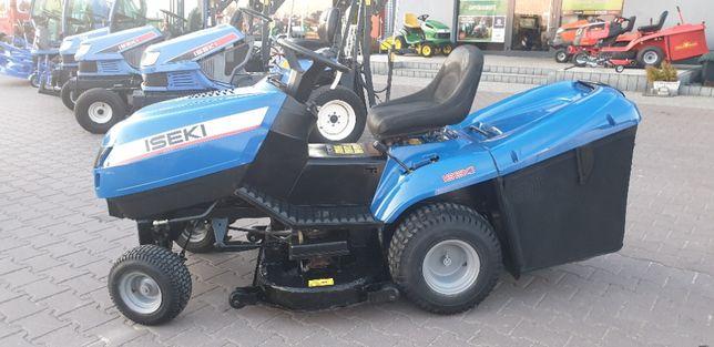 Kosiarka Traktorek ogrodowy ISEKI , Viking ,Honda kosz