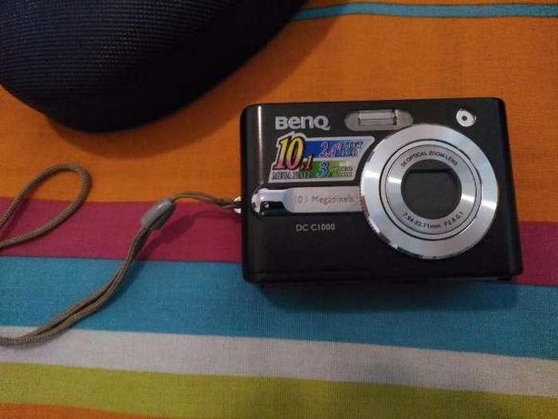 Máquina fotografica BENQ DC C1000