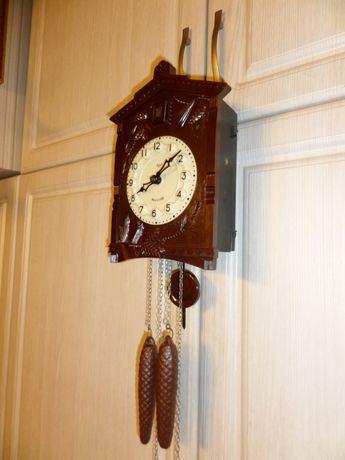 Zegar Kukułka Majak Antyk z lat 70 przeglądnięta przez zegarmistrza