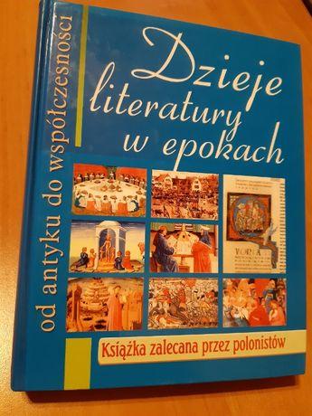 Dzieje literatury w epokach