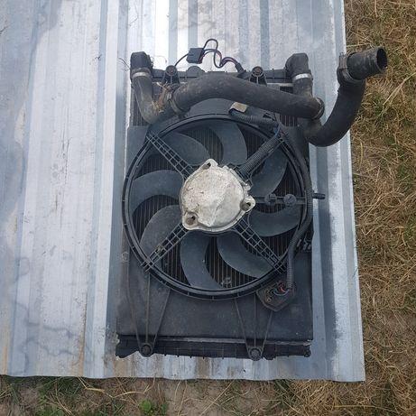 Chłodnica klimatyzacji chłodnica wody wentylator Alfa Romeo GT 2.0 jts