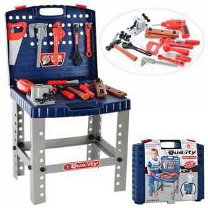 Набор инструментов 008-21 чемодан-столик  /столик с инструментами