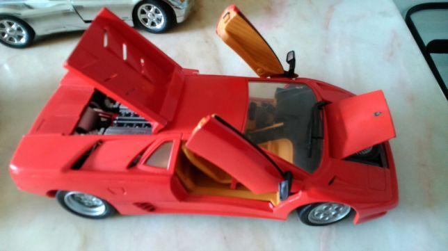 Miniaturas Auto. Lamborghini Diablo.