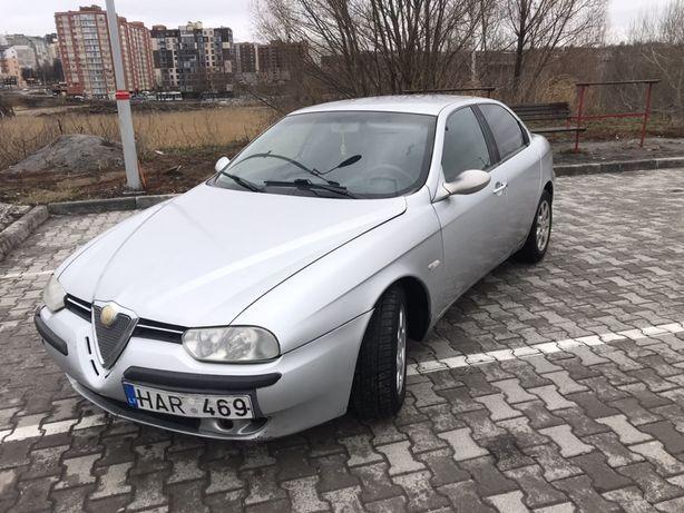 Продам Alfa Romeo 156  2.4jtd
