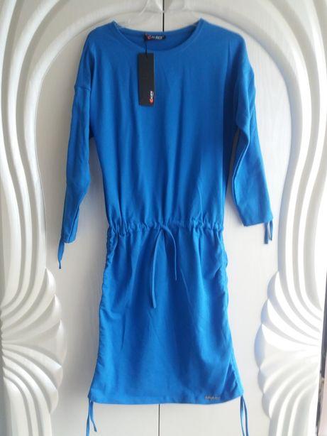 Sukienka Nowa Kobalt M