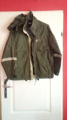 Sprzedam kurtka wiatrówka zielona T.K.F.