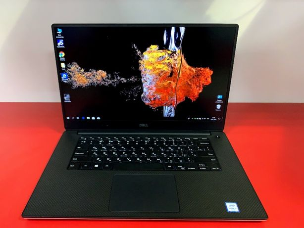 Ноутбук Ультрабук Dell 9550 XPS IPS — 6700HQ, 512 SSD, 16 DDR4, GTX960