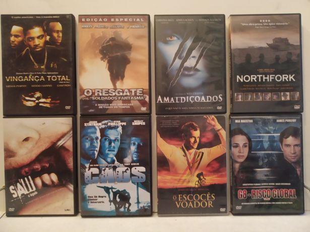 DVD's + DVD's + DVD's  (bratissimos) lote 1