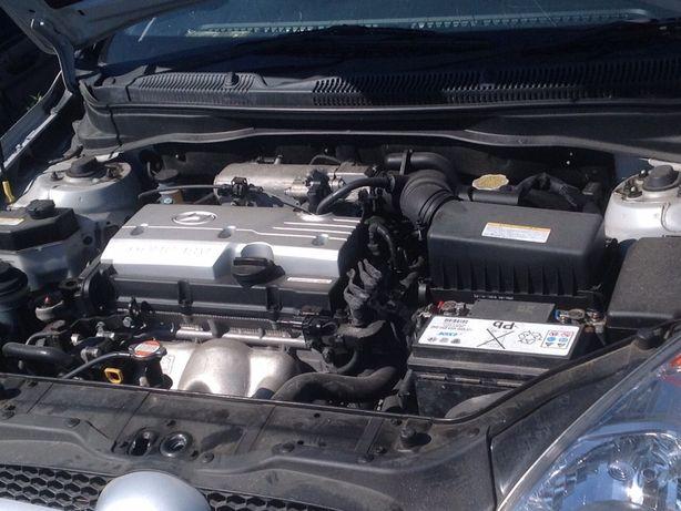 Мотор Двигатель G4EE (1,4) Accent Rio разборка
