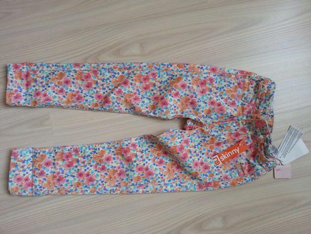 Фирменные джинсы Mothercare (Англия) рост 116 для девочки 5-6 лет.