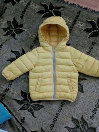 Курточка детская деми