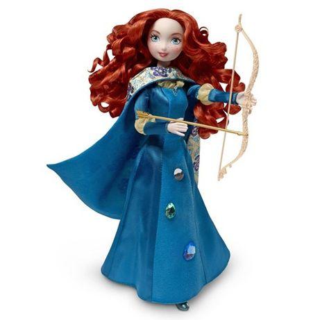 Mattel Disney Merida Waleczna z Akcesoriami X4005