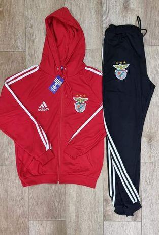Fatos de treino do Benfica e do Sporting M, L, XL