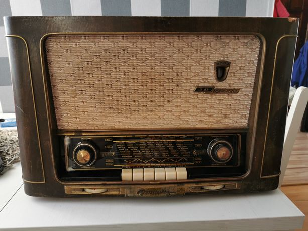 Stare radio grundig 2030 3d