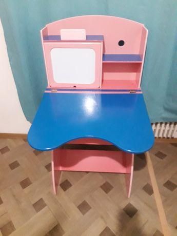 Парта стол детская растишка, парта-растишка, стол-растишка