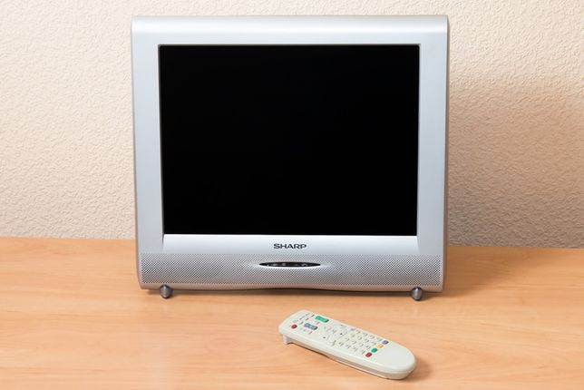 Телевизор 15 дюймов SHARP LC-15SH1E