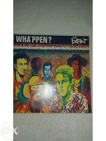 Disco LP Vinil The Beat - Wha'appen - 1981
